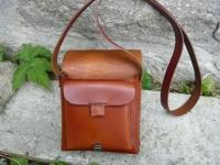 Kožená kabelka Emma