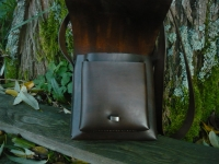 Kožená kabelka Rita